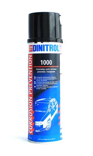 Динитрол 1000, Dinitrol 1000, Купить Динитрол 1000, антикор Dinitrol 1000, динитрол 1000 для скрытых полостей