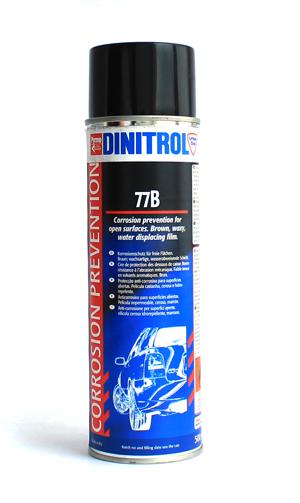 Динитрол 77 B, Dinitrol 77 B, Купить Динитрол 77 B, Антикор Динитрол 77 B, жидкий воск для авто
