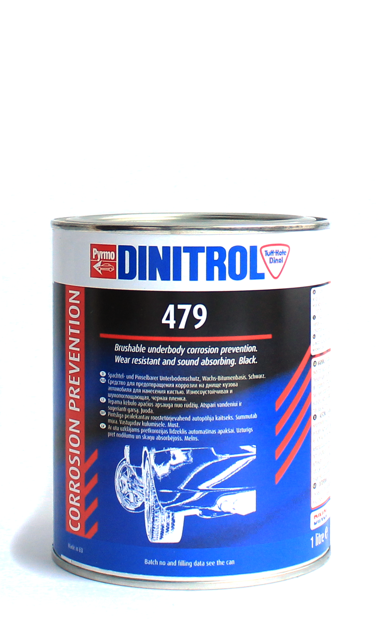 Dinitrol 479, Купить Dinitrol 479, Динитрол 479, антикор Dinitrol 479, жидкие подкрылки динитрол 479