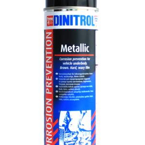 Динитрол Metallic, Dinitrol Metallic, Купить Dinitrol Metallic, антикор днища Dinitrol Metallic, Шумоизоляция арок Динитрол Metallic